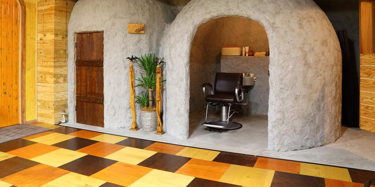 函館の美容室・ヘアーサロン「シンプリー」サロンイメージ1
