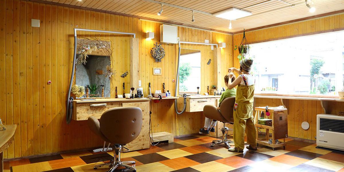 函館の美容室・ヘアーサロン「シンプリー」サロンイメージ2